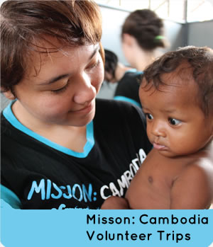 Mission: Cambodia Volunteer Trips