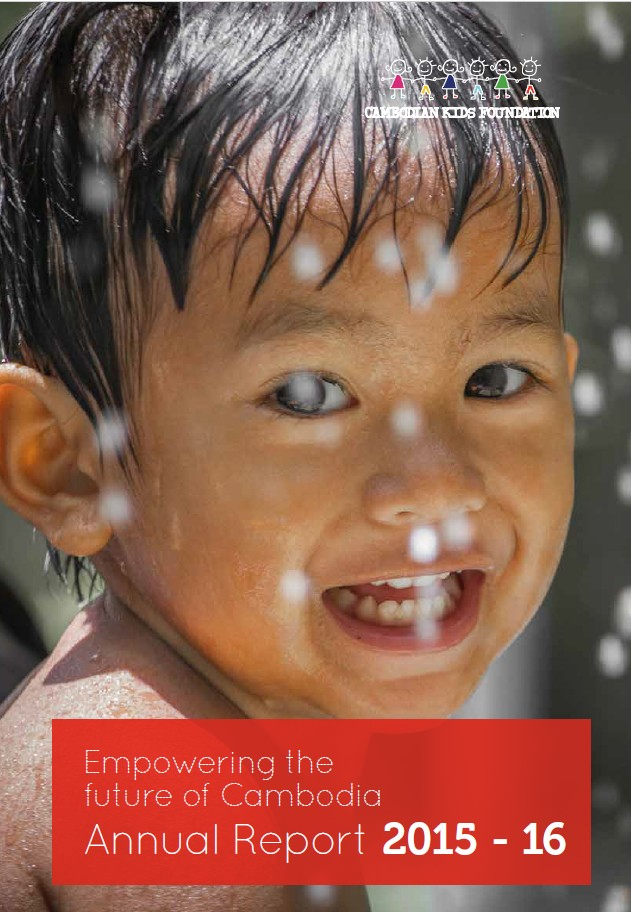 2015-16 Annual Report CKF