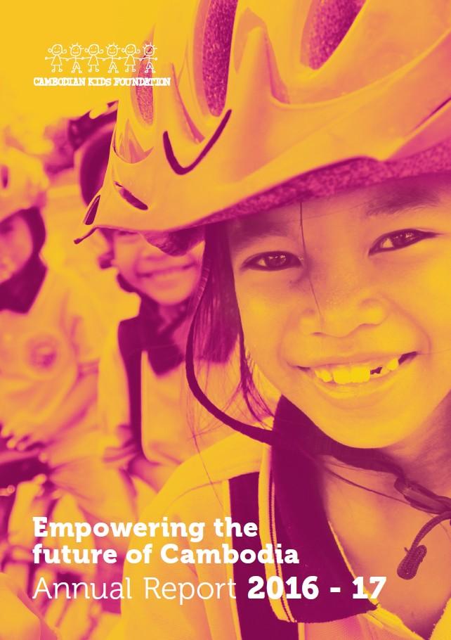 2016-17 Annual Report CKF