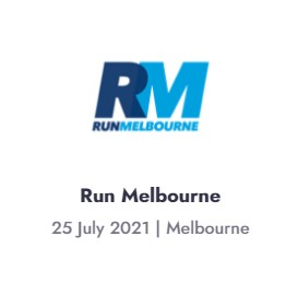Run Melbourne Fundriasing for CKF